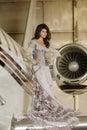 Fashion Hispanic Woman Royalty Free Stock Photo