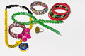 Fashion jewellery Stock Images