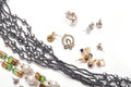 Fashion jewelry Royalty Free Stock Photo