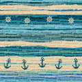 Fashion nautical pattern