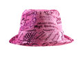 Fashion Pink Hat