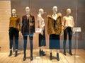 Fashion show window