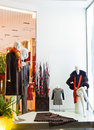 Fashion showcase Royalty Free Stock Photo