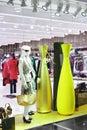Fashion store Stock Photography