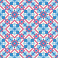 Fashionable, ethnic seamless pattern. Bright, summer, color seamless pattern for printing on