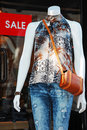 Fashionable headless mannequin Royalty Free Stock Photos