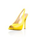 Fashionable women shoe Royalty Free Stock Photo