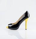 Fashionable women shoe Royalty Free Stock Photo