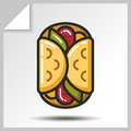 Fast food icons_10
