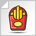 Fast food icons_2