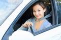 Always fasten your seatbelt Royalty Free Stock Image