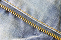 Fastener zipper Royalty Free Stock Photography