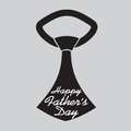 Father s day sign vector illustration Royalty Free Stock Image