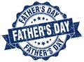 Father`s day stamp