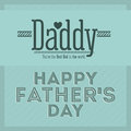 Fathers day design over background vector illustration Royalty Free Stock Photo