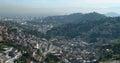 Favela in rio de janeiro brasil poverty rocinha slum the biggest of Royalty Free Stock Images