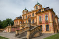 Favorite castle in ludwigsburg germany Royalty Free Stock Photos