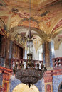 Favorite Palace in Rastatt-Foerch Royalty Free Stock Photo