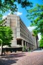 FBI building in Washington, DC Royalty Free Stock Photo