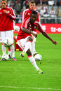 FC Bayerns David Alaba Royalty Free Stock Photo
