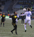 FC Dynamo Kyiv vs FC Sheriff Tiraspol Royalty Free Stock Photos