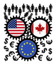 Fears over TTIP and CETA