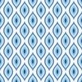 Feathers seamless pattern.