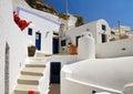 Features Santorini Stock Photos