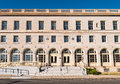 Federal building grand junction colorado and united states courthouse Royalty Free Stock Image