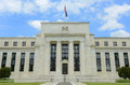 Federal Reserve Building in Washington DC, USA Royalty Free Stock Photo