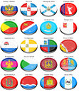 Federal subjects of the Russian Federation flags