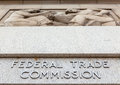 Federal Trade Commission building, Washington, DC Royalty Free Stock Photo