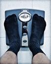 Kúpeľňa váhy hmotnosť strata obezita