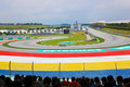 Felipe Massa (team Ferrari) Royalty Free Stock Photo