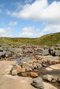 Fell Beck, Ingleborough. Royalty Free Stock Images