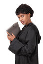 Female attorney Royalty Free Stock Photography