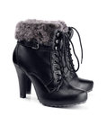 Female boots Royalty Free Stock Photo