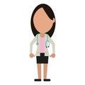 Female doctor health care