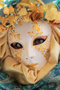 Female mask at Carnival of Venice Royalty Free Stock Photos