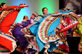 Female Mexican Dancers Royalty Free Stock Photo