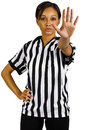 Female Referee Stock Photos