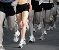 Female Runner Stock Images