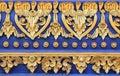 Fence Decoration Thai Art