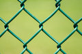 Fence image of a part of a Stock Image