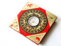Feng shui compass Stock Image