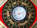 Feng shui compass Royalty Free Stock Photo