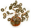 Feng Shui Money Tree Stock Images