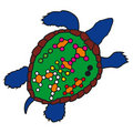 Feng Shui turtle Royalty Free Stock Photo