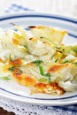 Fennel gratin Stock Images
