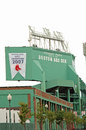 Fenway Park Royalty Free Stock Photo